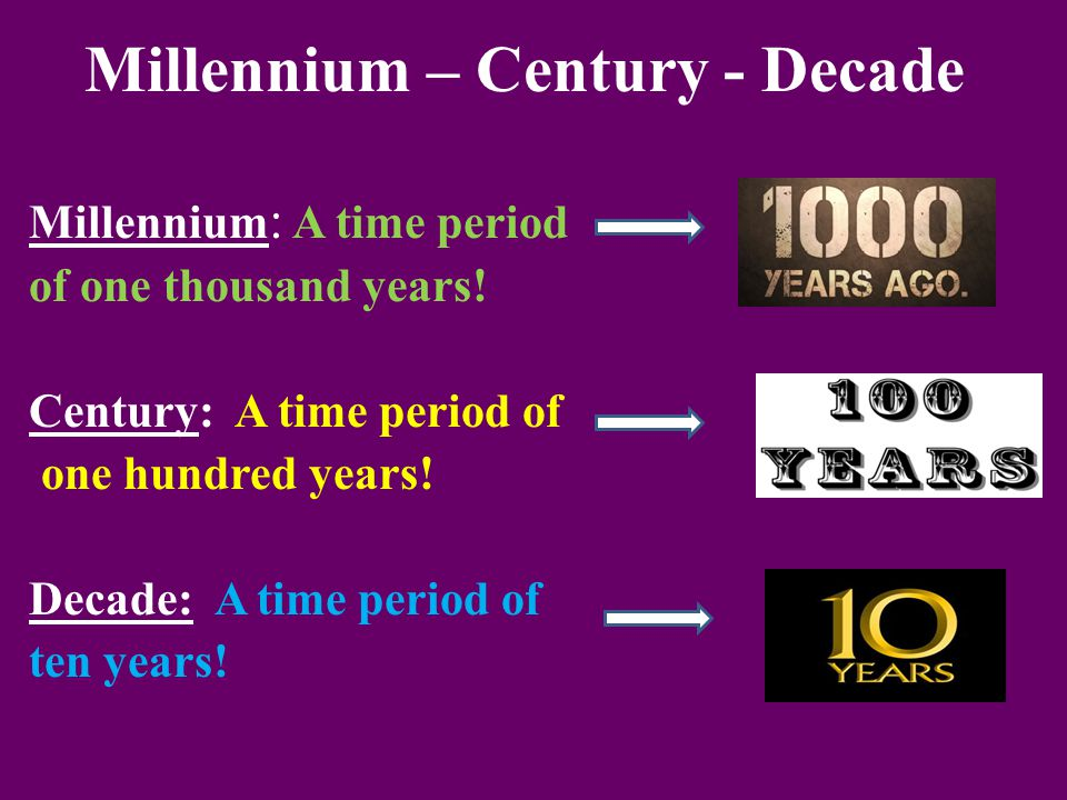 How long is a decade